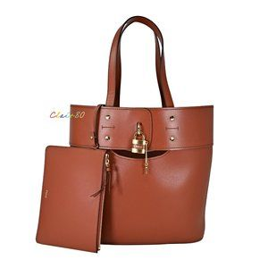 Chloé Medium Aby Leather Tote